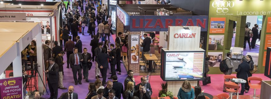 APCE visits the most important franchising fair in Spain