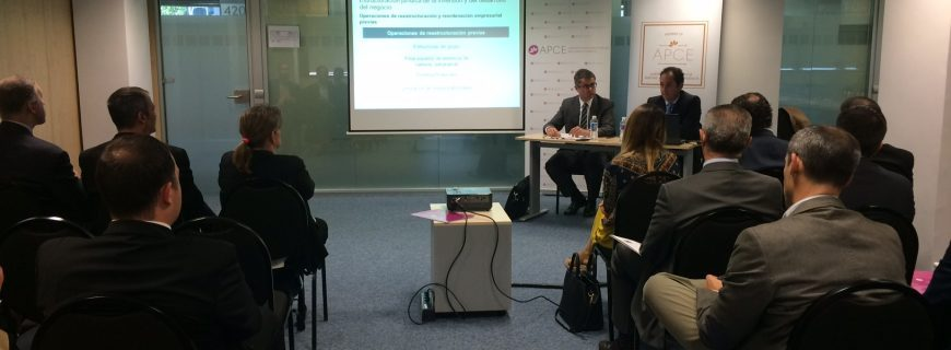 APCE organizes a free workshop for the companies from the perfume and cosmetic industry